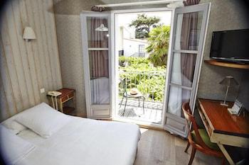Φωτογραφία του Hôtel Le Vieux Gréement, La Couarde-Sur-Mer