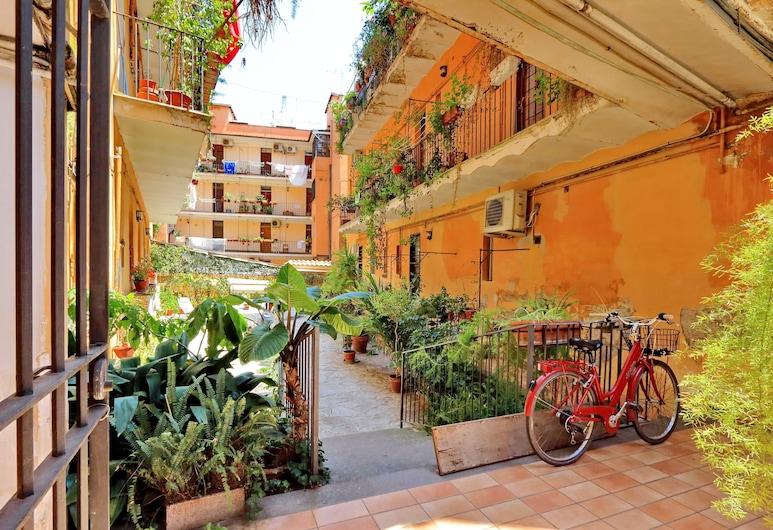 Lappartamento - Trastevere Area, Roma, Estudio (Pretty Flat), Terraza o patio