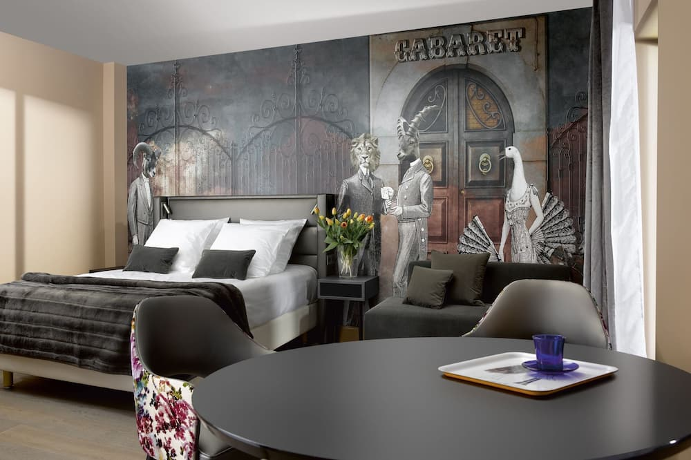 Comfort Suite - Ruang Tamu