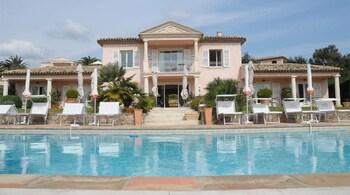 Picture of Hôtel Villa Les Rosiers in Grimaud