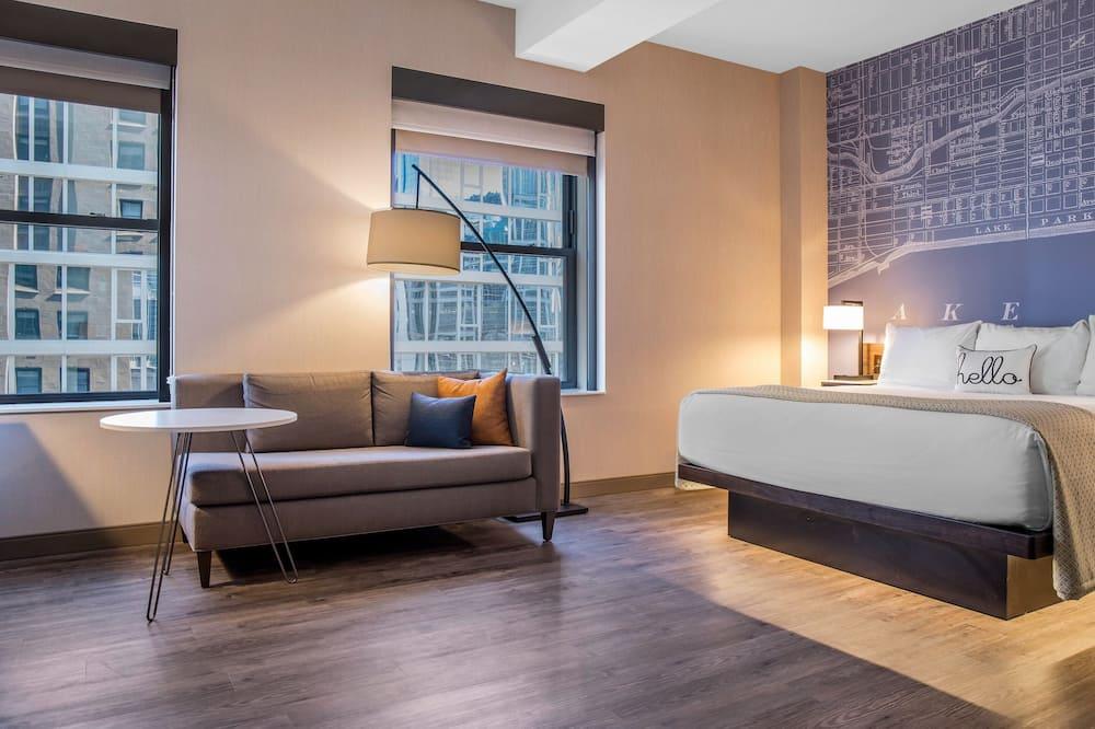 Standartinio tipo kambarys, 1 labai didelė dvigulė lova, Nerūkantiesiems - Pagrindinė nuotrauka
