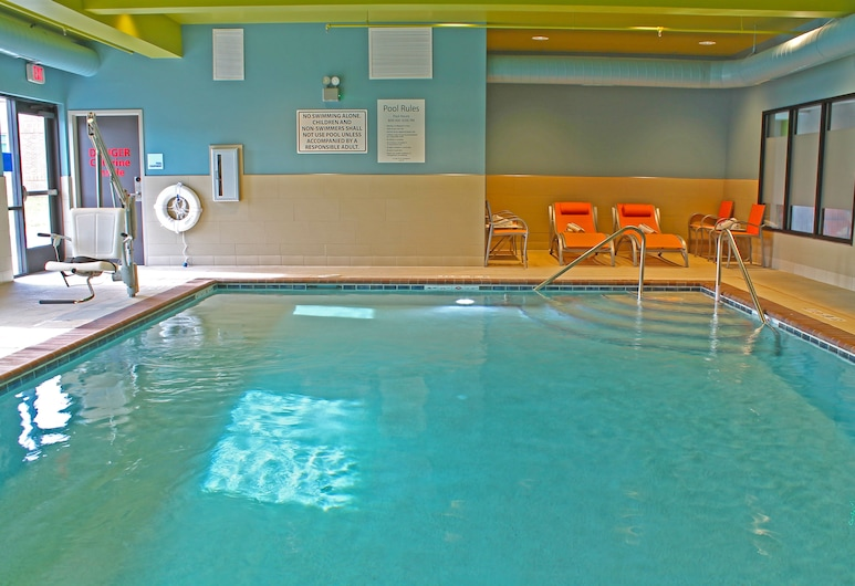 Holiday Inn Express & Suites St. Louis South - I-55, St. Louis, Piscina