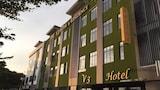 Sélectionnez cet hôtel quartier  Masai, Malaisie (réservation en ligne)