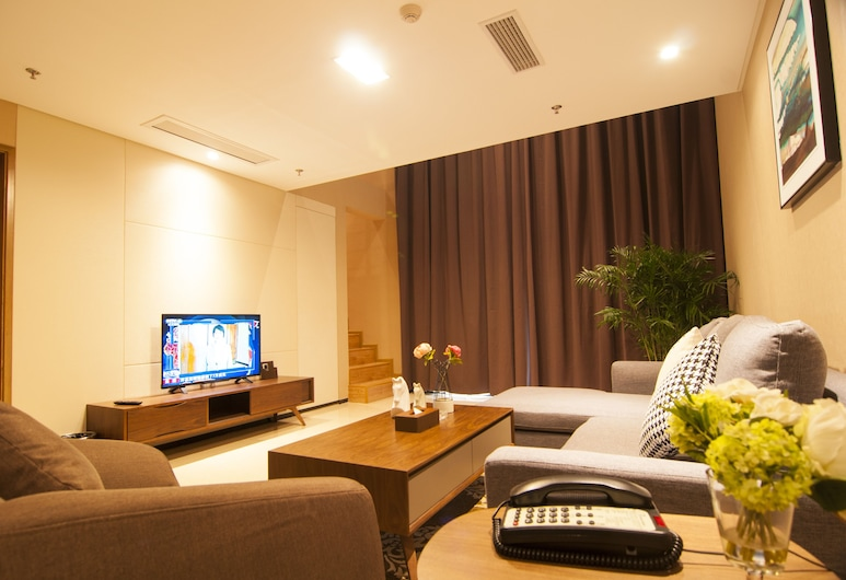 HOME PLUS SUITE HOTEL AND APARTMENT, ווחאן, אזור מגורים