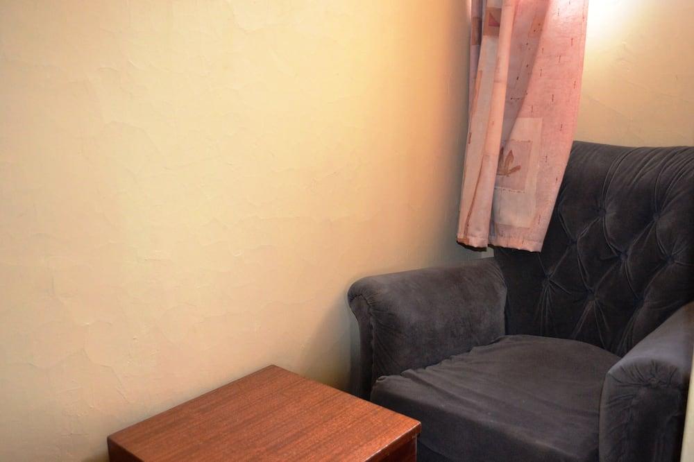 Superior - yhden hengen huone - Oleskelualue