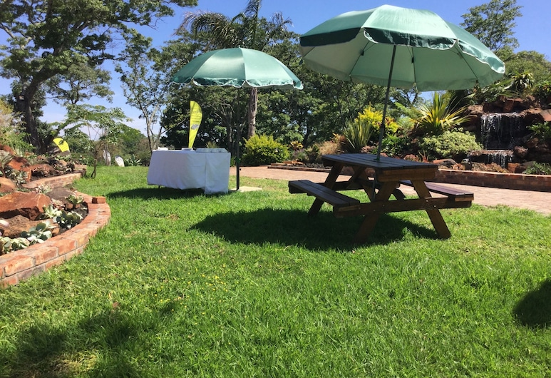 Manna Resorts, Harare, Property Grounds