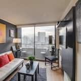 標準公寓, 2 間臥室 - 客廳