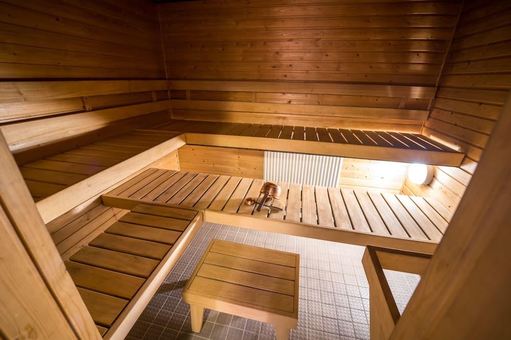 Habitación estándar con 2 camas individuales, sauna (Annex - White House) - Baño