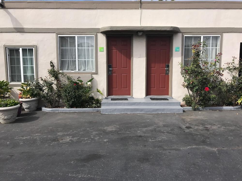 Geneva Motel Daly City Exterior