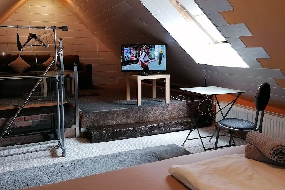 Singola Premium - Area soggiorno
