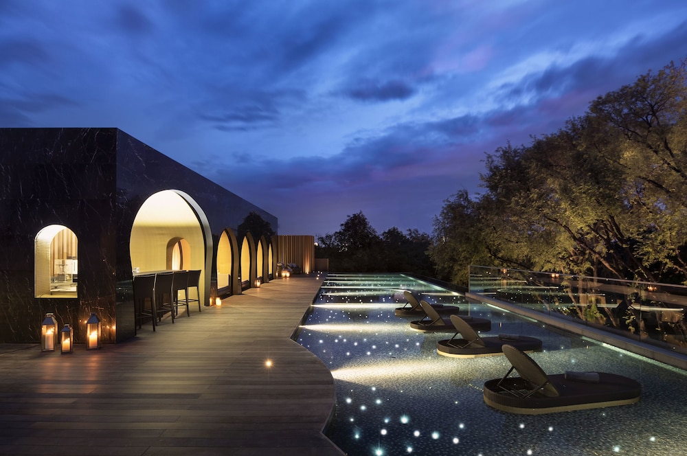 X2 清邁河濱度假村, 清邁, 天台泳池