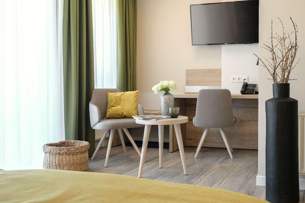 Kamar Double Superior untuk 1 Orang, 1 Tempat Tidur King - Area Keluarga