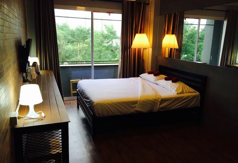 拉差達爆米花旅館, 曼谷