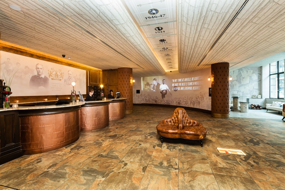 Signature Living At The Shankly Hotel, Liverpool, Lobby