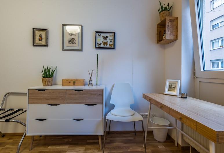 Relax Apartment, Mannheim, Stúdíóíbúð, Herbergi