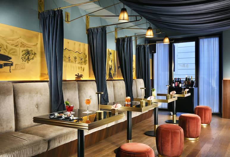 Hotel De' Ricci - Small Luxury Hotels of The World, Rome, Hotel Bar