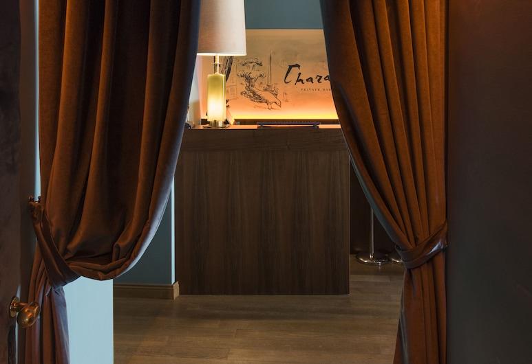 Hotel De' Ricci - Small Luxury Hotels of The World, Rom, Hotelbar