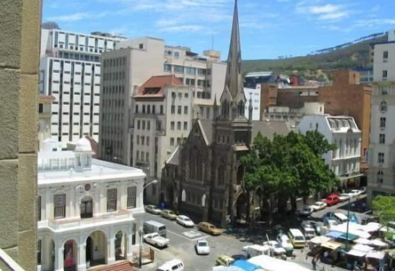 ITC Hospitality Group One Bedrooms Market House Greenmarket Square, Cape Town, View from room