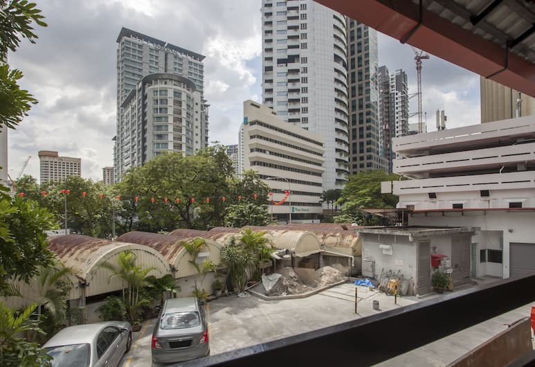ZEN Rooms Raja Chulan, Kuala Lumpur, Double Room, City View