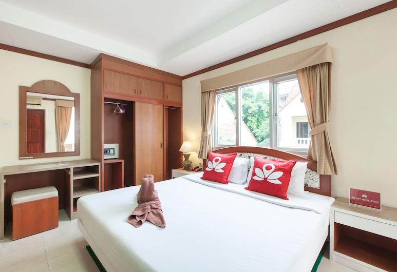ZEN Rooms Rat-U-Thid 200 Phi Road, Patong, Double Room, Guest Room
