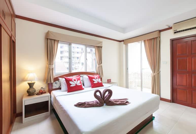 ZEN Rooms Rat-U-Thid 200 Phi Road, Patong, Tek Büyük Yataklı Oda, Oda