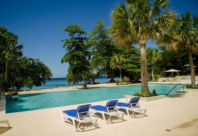 Little Bay Country Club Resort Complex, Negril, Outdoor Pool