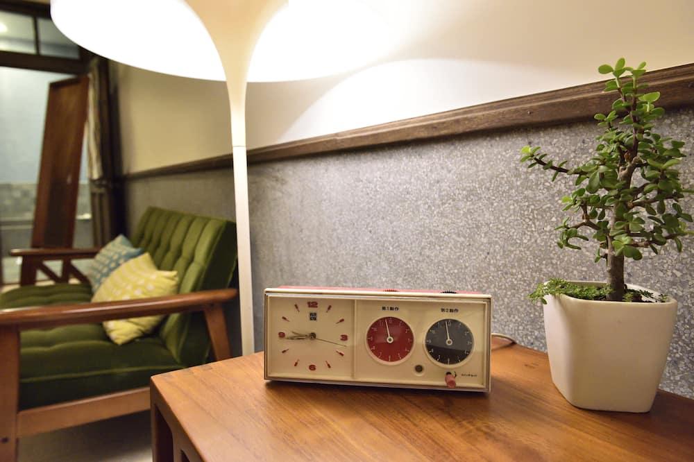 Standard dubbelrum - badkar - Vardagsrum