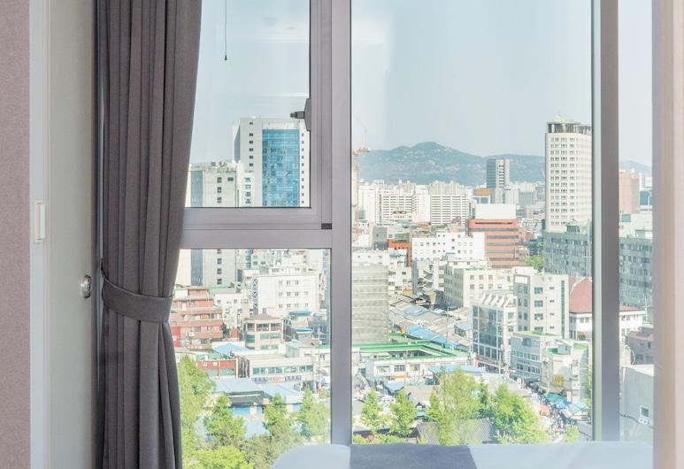 東大門 E 七廣場酒店, 首爾, 豪華雙人房, 客房
