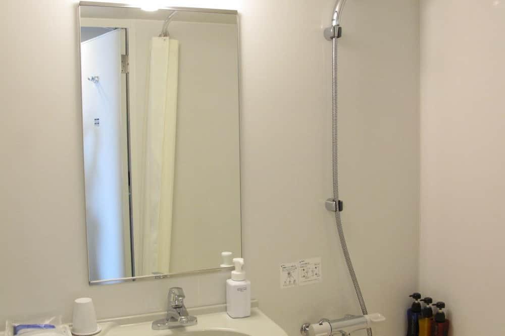 (Single Use) Standard Single Room, 1 Large Twin Bed (140cm), Non Smoking - Bathroom
