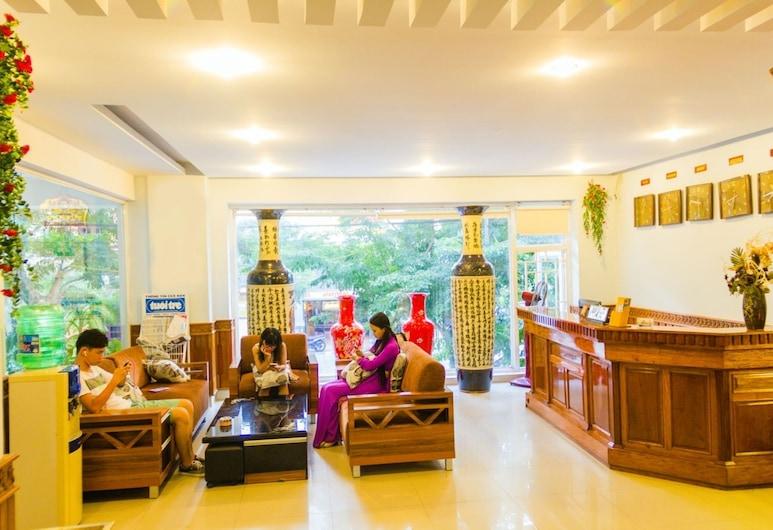 富美龍飯店, 峴港, 大廳休息區