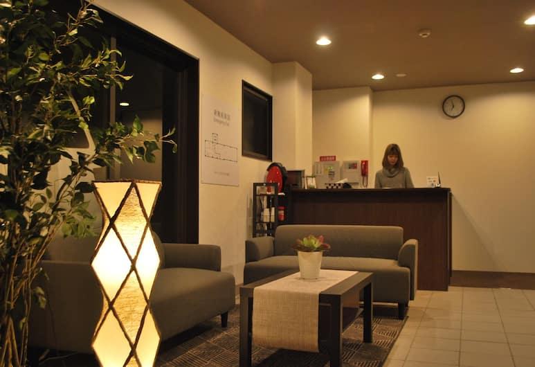 七本松日本寧飯店, Kyoto, 大廳