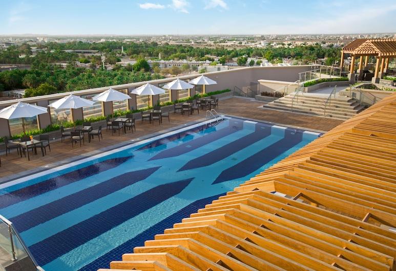 Ayla Grand Hotel, Al Ainas, Lauko baseinas