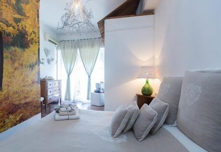 Le Fate Apartments, Rome, Classic Δίκλινο Δωμάτιο (Double), Μπάνιο στο δωμάτιο (Rione Monti), Θέα από το ξενοδοχείο