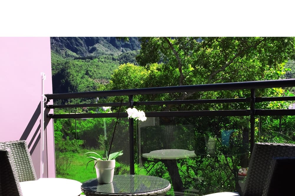Panoramic Double Room, 1 Queen Bed, Balcony, Mountainside - Balcony