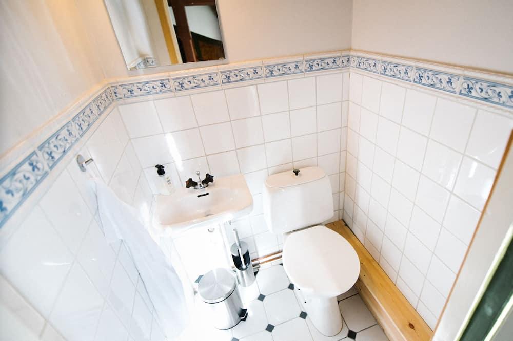 Habitación individual, baño compartido - Baño