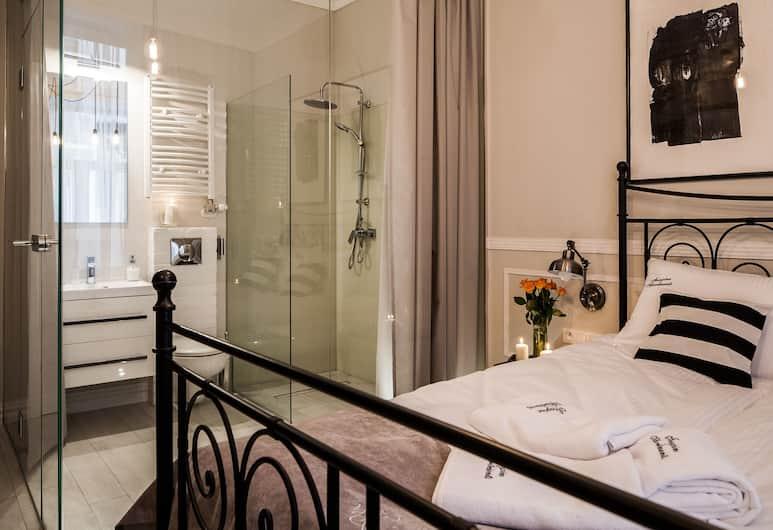 Imagine Apartments, Krakow, Superior Double Room (002), Living Area
