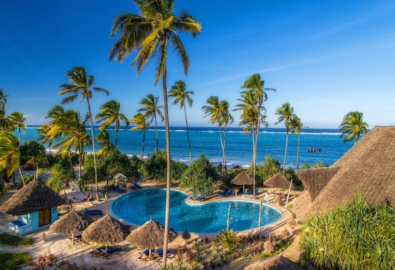 Zanzibar Queen Hotel, Matemwe, Uima-allas