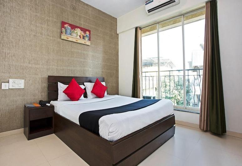 أيريس سويتس, نافي مومباي, غرفة عادية - منظر للمدينة, غرفة نزلاء