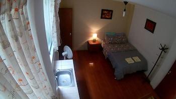 Naktsmītnes Tampu Machi Backpackers Hostel attēls vietā Lima