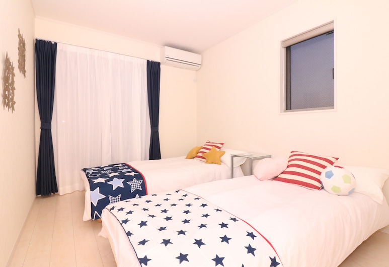 寢屋川 HG 舒適飯店 5 號, 寢屋川, 獨棟房屋 (Holiday Home), 客房