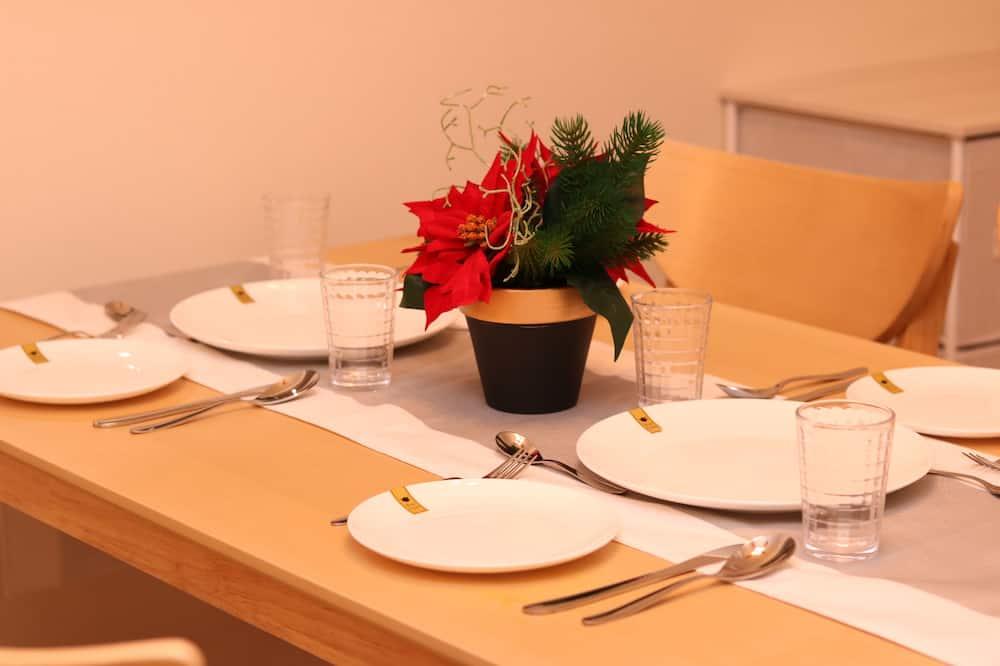 Casa (Holiday Home) - Refeições no Quarto