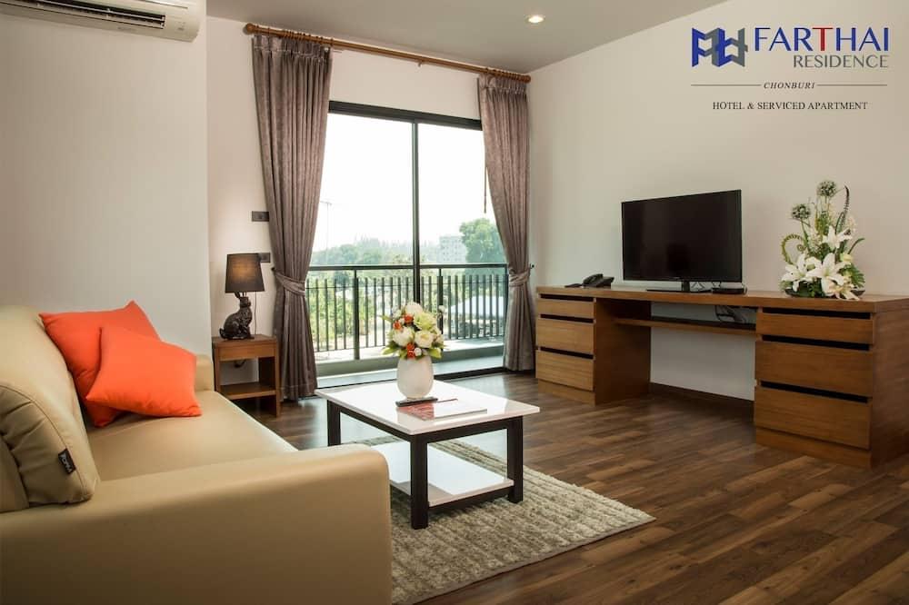 Suite Room  - אזור מגורים