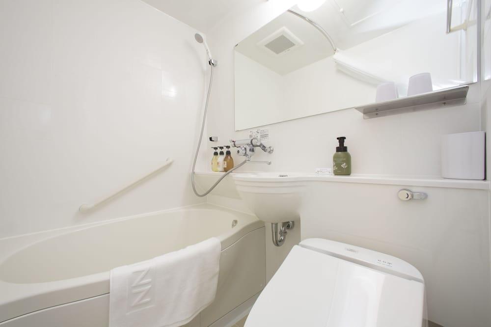 標準單人房, 吸煙房 - 浴室