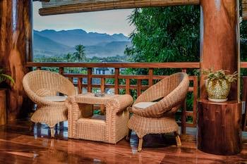 Selline näeb välja Villa Ang Thong, Luang Prabang