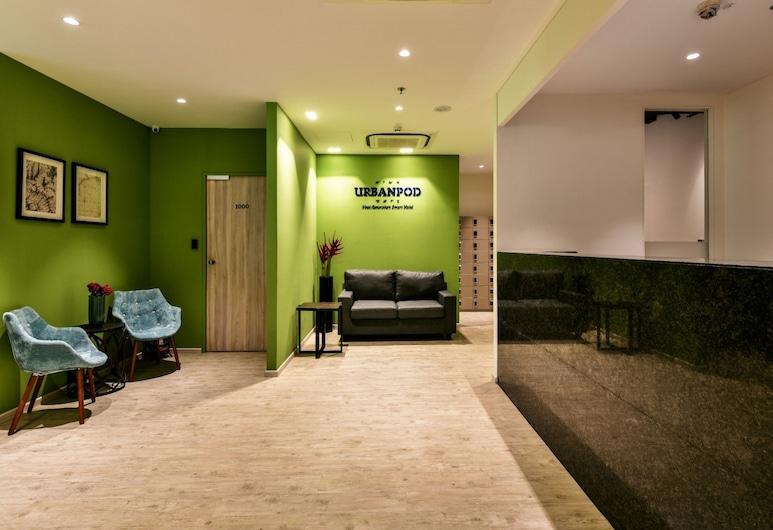 Urbanpod Hotel, Bombay