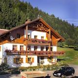 Apartmán typu Comfort, 2 ložnice, výhled na hory, u sjezdovky (plus 45€ cleaning fee per stay) - Balkón