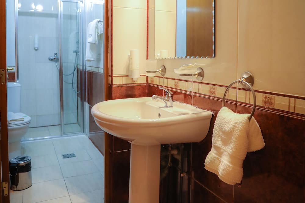 Vintage Mountain Suite Room  - Baño