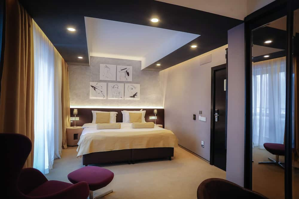 Modern Double Room  - Habitación