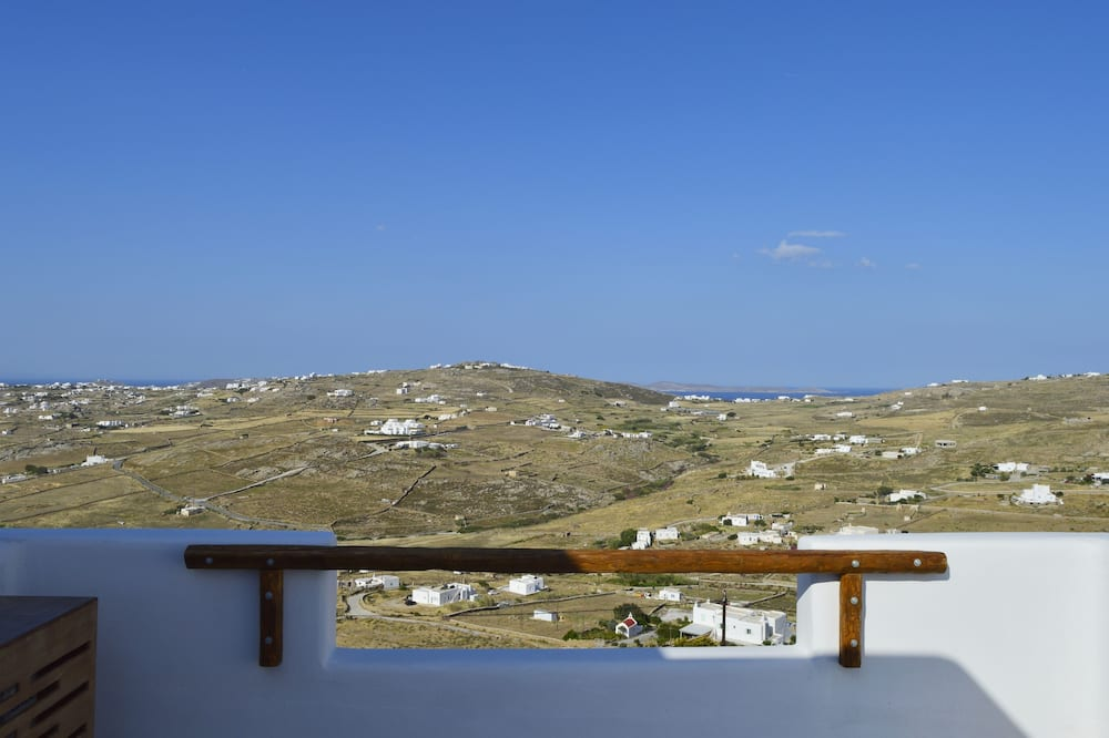 Two-Bedroom Maisonette - Balcony
