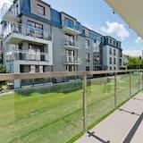 Lägenhet (Sopocka Przystan 58) - Balkong